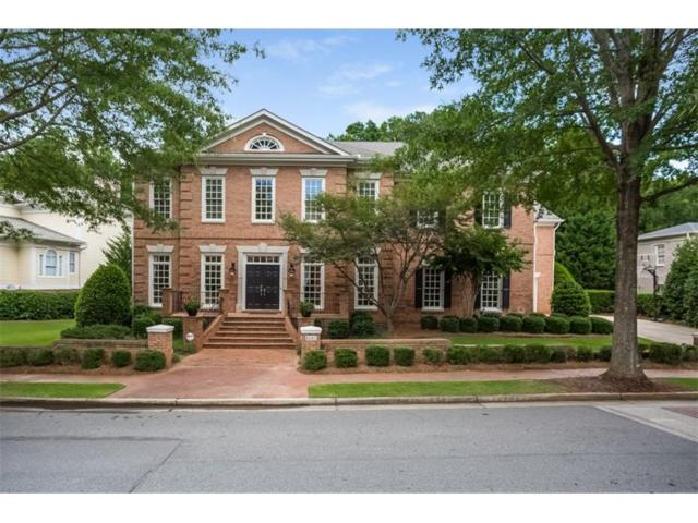 8640 Ellard Drive, Alpharetta, GA 30022 (MLS #5868518) :: North Atlanta Home Team