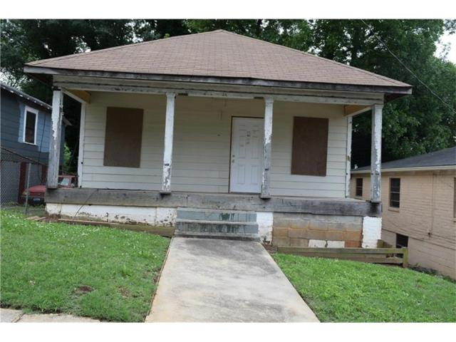 996 Fair Street SW, Atlanta, GA 30314 (MLS #5868527) :: North Atlanta Home Team