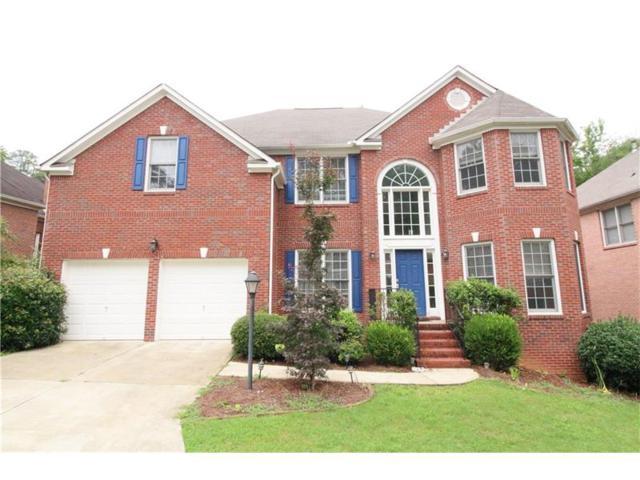 177 Ennisbrook Drive SE, Smyrna, GA 30082 (MLS #5868533) :: North Atlanta Home Team