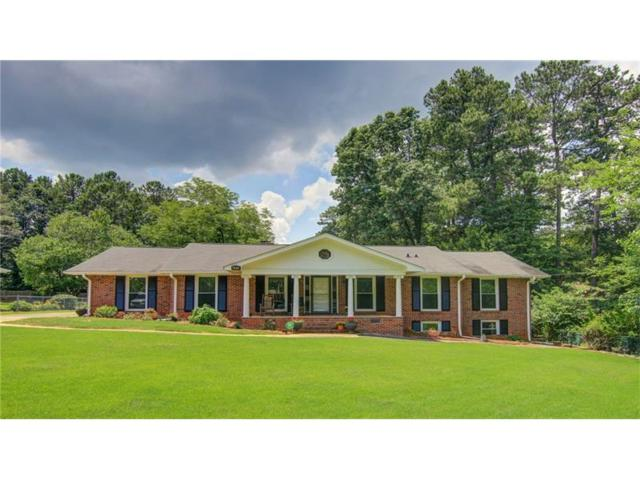 2410 Henderson Road, Tucker, GA 30084 (MLS #5868540) :: North Atlanta Home Team