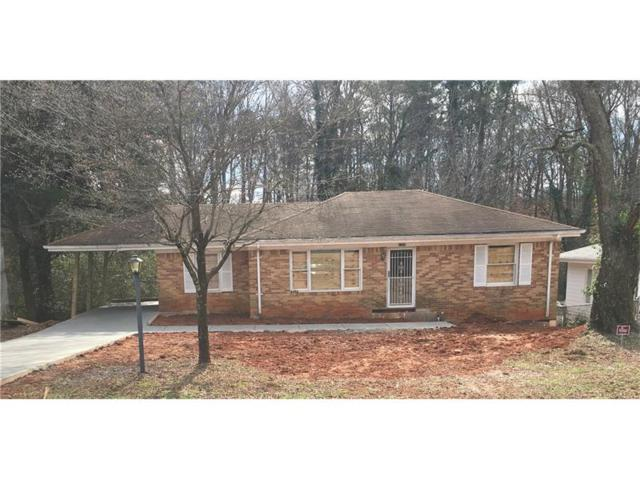 2101 Cherry Lane, Decatur, GA 30032 (MLS #5868596) :: North Atlanta Home Team