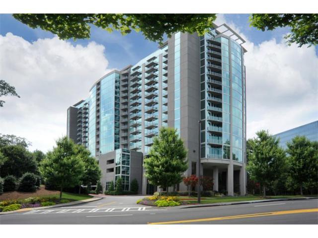 3300 Windy Ridge Parkway SE #708, Atlanta, GA 30339 (MLS #5868607) :: North Atlanta Home Team