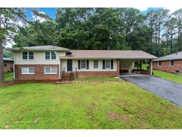 583 Allgood Road NE, Marietta, GA 30060 (MLS #5868614) :: North Atlanta Home Team
