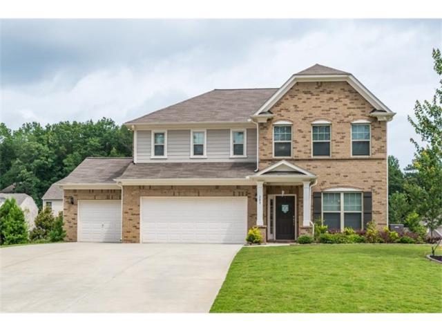 248 Vinca Circle, Suwanee, GA 30024 (MLS #5868635) :: North Atlanta Home Team