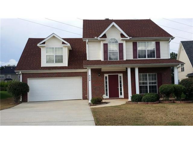 558 Ransom Way, Stockbridge, GA 30281 (MLS #5868637) :: Path & Post Real Estate