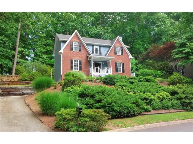 2705 Lillie Lake Drive, Marietta, GA 30064 (MLS #5868652) :: North Atlanta Home Team