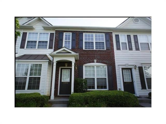 3204 Hidden Cove Circle #3204, Norcross, GA 30092 (MLS #5868668) :: North Atlanta Home Team