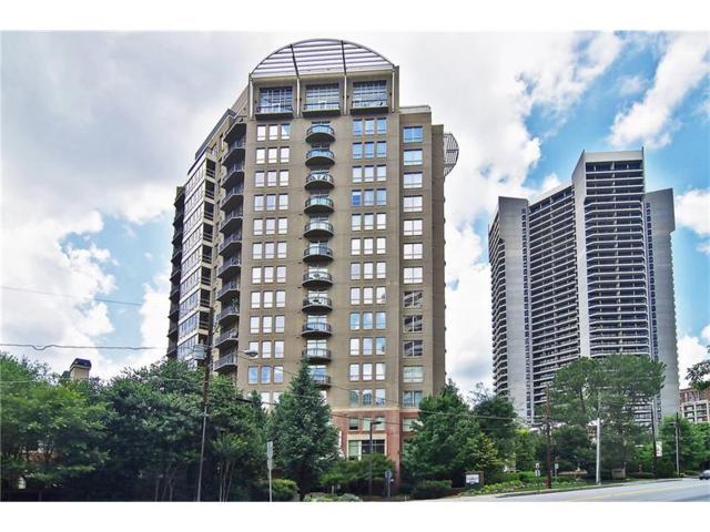 2626 Peachtree Road NW #410, Atlanta, GA 30305 (MLS #5868672) :: North Atlanta Home Team