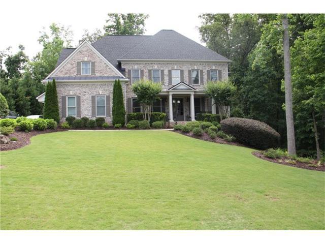 1011 Windsor Green Drive, Canton, GA 30115 (MLS #5868711) :: Path & Post Real Estate