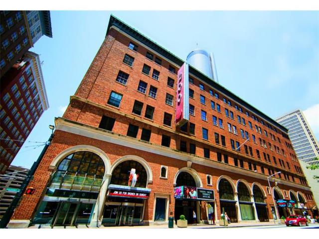 200 Peachtree Street #103, Atlanta, GA 30303 (MLS #5868715) :: The Zac Team @ RE/MAX Metro Atlanta