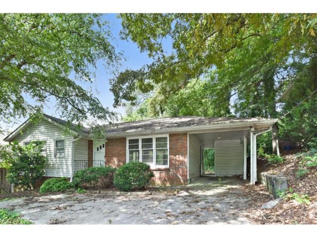 337 W Wieuca Road NE, Atlanta, GA 30342 (MLS #5868725) :: The Hinsons - Mike Hinson & Harriet Hinson