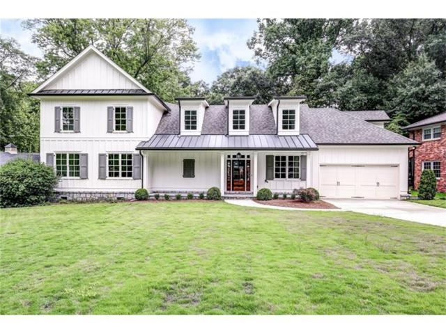 752 Starlight Court, Sandy Springs, GA 30342 (MLS #5868746) :: RE/MAX Paramount Properties