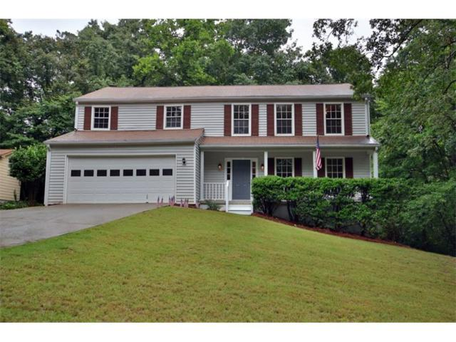 3645 Parkmont Court, Peachtree Corners, GA 30092 (MLS #5868783) :: North Atlanta Home Team
