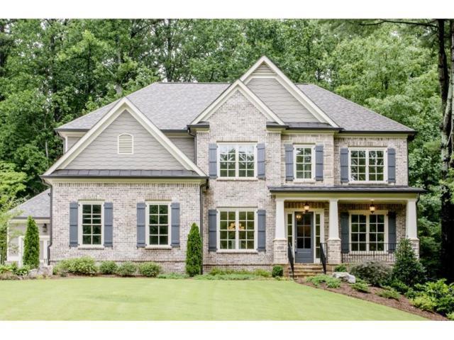 6039 Kayron Drive, Atlanta, GA 30328 (MLS #5868836) :: North Atlanta Home Team