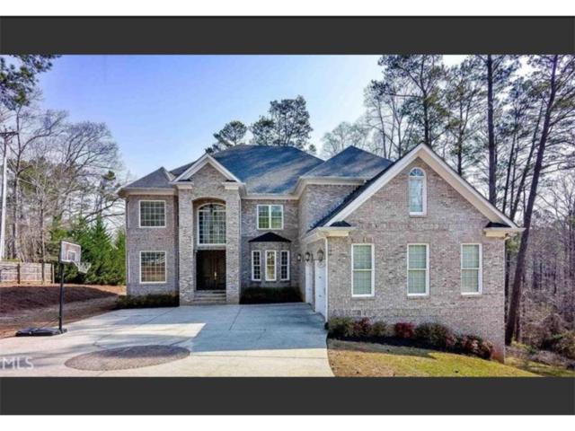 50 Gladwyne Ridge Drive, Milton, GA 30004 (MLS #5868875) :: RE/MAX Prestige