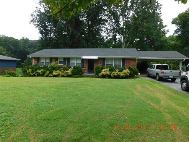 2187 Warren Drive, Austell, GA 30106 (MLS #5868878) :: North Atlanta Home Team