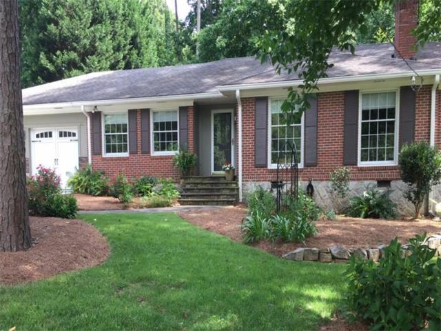 2622 Tanglewood Road, Decatur, GA 30033 (MLS #5868883) :: North Atlanta Home Team