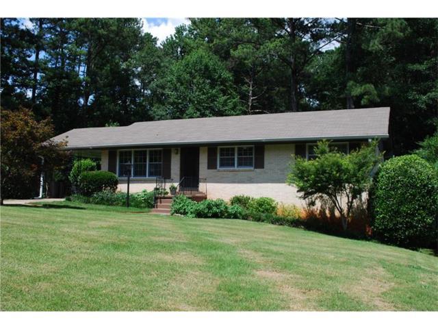 2824 Concord Drive, Decatur, GA 30033 (MLS #5868889) :: North Atlanta Home Team
