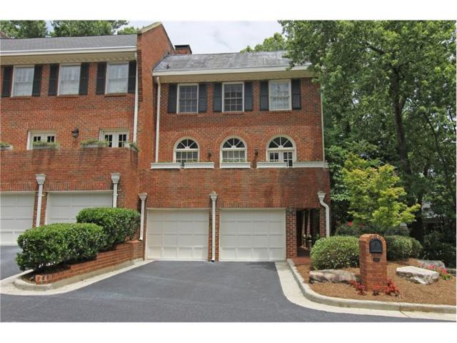 425 Jefferson Circle #425, Sandy Springs, GA 30328 (MLS #5868920) :: RE/MAX Paramount Properties