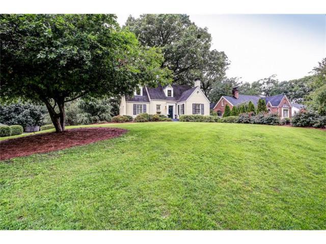 415 E Wesley Road, Atlanta, GA 30305 (MLS #5868925) :: North Atlanta Home Team