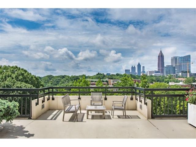 1130 Piedmont Avenue NE #511, Atlanta, GA 30309 (MLS #5868929) :: North Atlanta Home Team