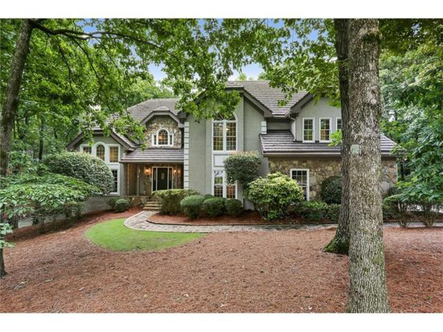 205 Cliffchase Close, Roswell, GA 30076 (MLS #5869041) :: North Atlanta Home Team