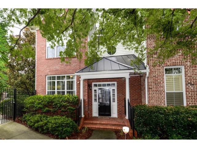 5412 Glenridge Cove #5412, Atlanta, GA 30342 (MLS #5869057) :: North Atlanta Home Team