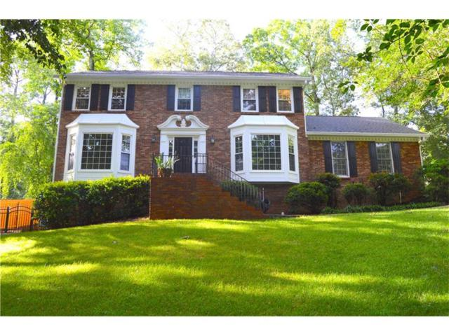 5002 Bridgeport Lane, Peachtree Corners, GA 30092 (MLS #5869071) :: North Atlanta Home Team