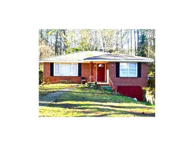 2027 Verbena Street, Atlanta, GA 30314 (MLS #5869194) :: North Atlanta Home Team