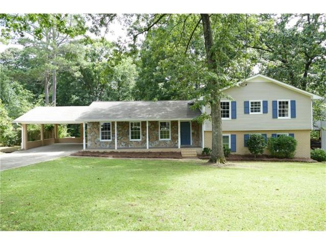 6240 Baldwood Drive, Douglasville, GA 30135 (MLS #5869306) :: North Atlanta Home Team