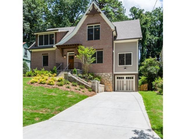936 S Mcdonough Street, Decatur, GA 30030 (MLS #5869332) :: North Atlanta Home Team