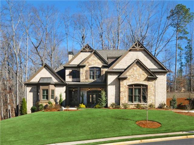 610 Rocky Creek Point, Woodstock, GA 30188 (MLS #5869335) :: RE/MAX Paramount Properties