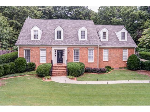 466 Park Manor Drive NW, Marietta, GA 30064 (MLS #5869380) :: RE/MAX Prestige