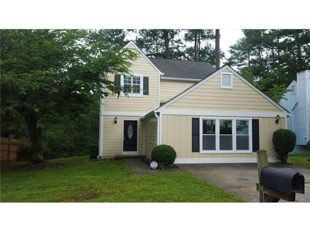 597 Woodcrest Manor Drive, Stone Mountain, GA 30083 (MLS #5869489) :: RE/MAX Paramount Properties