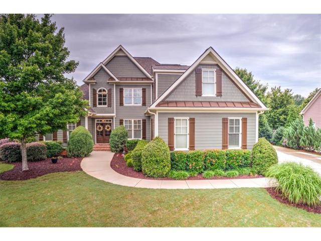 8640 Gilmer Fort, Ball Ground, GA 30107 (MLS #5869511) :: North Atlanta Home Team