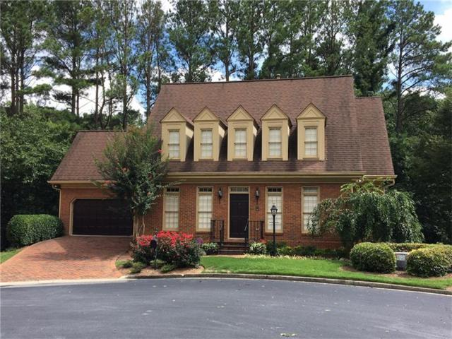 1995 Woodland Way, Dunwoody, GA 30338 (MLS #5869526) :: North Atlanta Home Team