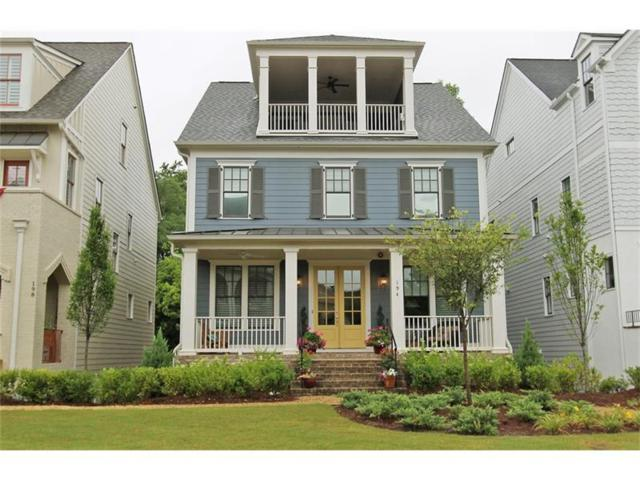 194 Fowler Street, Woodstock, GA 30188 (MLS #5869539) :: North Atlanta Home Team