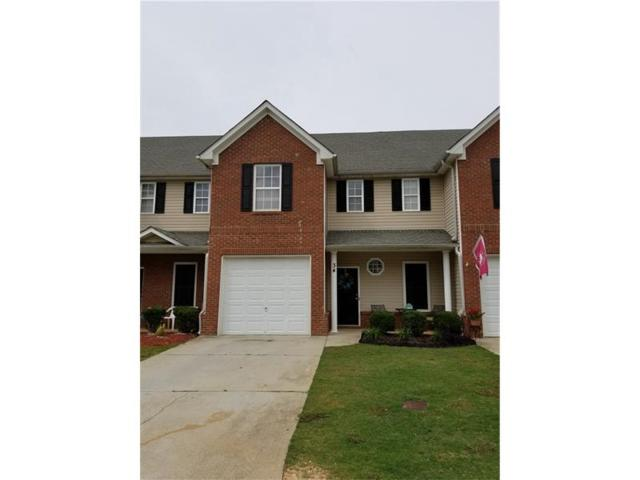 34 Eagle Glen Drive SE #34, Cartersville, GA 30121 (MLS #5869540) :: North Atlanta Home Team