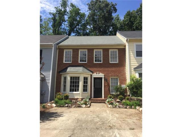 511 Salem Woods Drive SE, Marietta, GA 30067 (MLS #5869590) :: North Atlanta Home Team