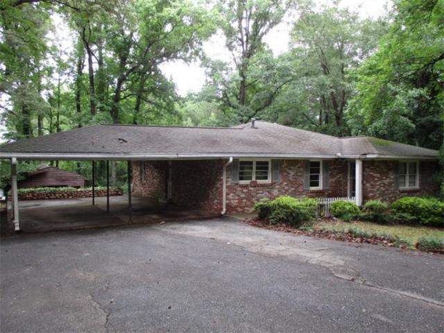 2694 Ward Lake Road, Ellenwood, GA 30294 (MLS #5869692) :: North Atlanta Home Team
