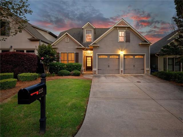 227 Highland Village Lane, Woodstock, GA 30188 (MLS #5869807) :: North Atlanta Home Team