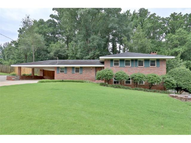 3360 Charlotte Circle SE, Smyrna, GA 30082 (MLS #5869828) :: North Atlanta Home Team