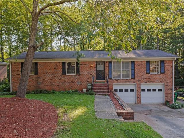 1559 Drayton Woods Drive, Tucker, GA 30084 (MLS #5869958) :: North Atlanta Home Team