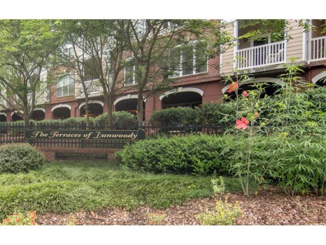 4333 Dunwoody Park #1104, Atlanta, GA 30338 (MLS #5869968) :: North Atlanta Home Team