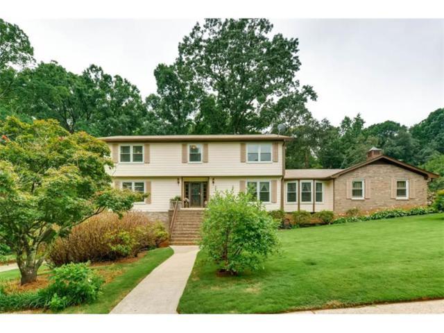 3441 Sherrod Drive, Marietta, GA 30060 (MLS #5869985) :: North Atlanta Home Team