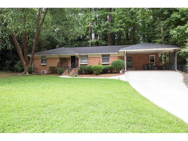 1162 Franklin Circle NE, Atlanta, GA 30324 (MLS #5869999) :: The Hinsons - Mike Hinson & Harriet Hinson