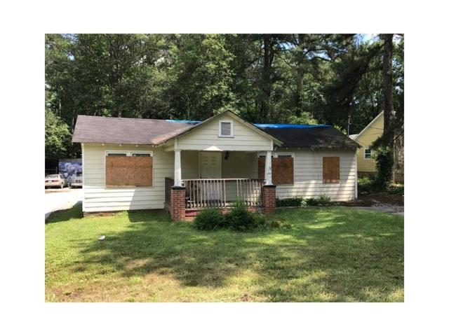 1407 Bolton Road NW, Atlanta, GA 30331 (MLS #5870018) :: North Atlanta Home Team