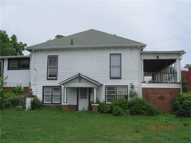 84 S Main Street, Ellijay, GA 30540 (MLS #5870062) :: North Atlanta Home Team