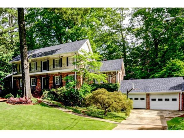 1582 Mason Mill Road, Atlanta, GA 30329 (MLS #5870064) :: North Atlanta Home Team