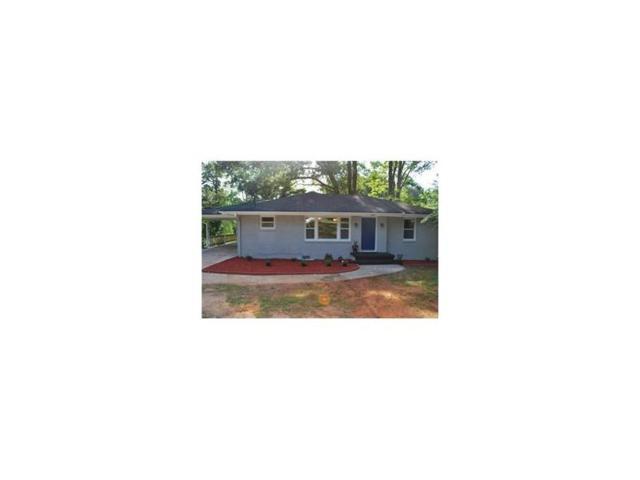 2052 Shamrock Drive, Decatur, GA 30032 (MLS #5870076) :: North Atlanta Home Team